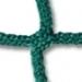 Accessoires Kanteldoelnet 120 4mm Groen [S]